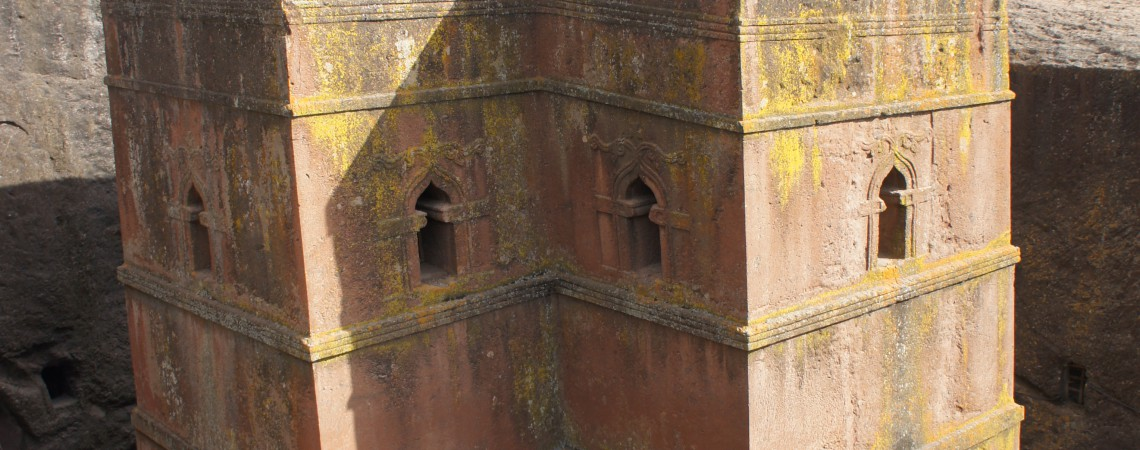 St George church in Lalibela